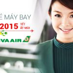 Eva Air tăng tuyến bay và giá vé Tết Ất Mùi 2015