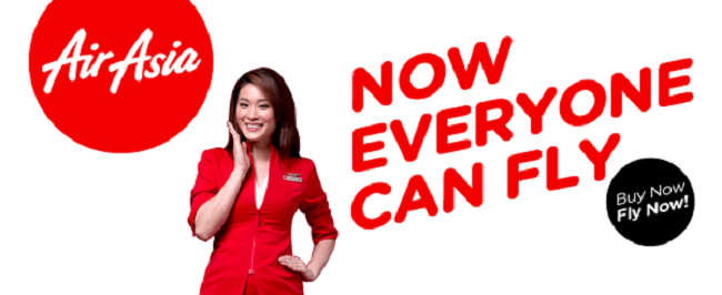 Slogan Air Asia