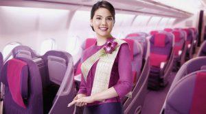 Đặt vé máy bay hãng Thai Airways giá rẻ