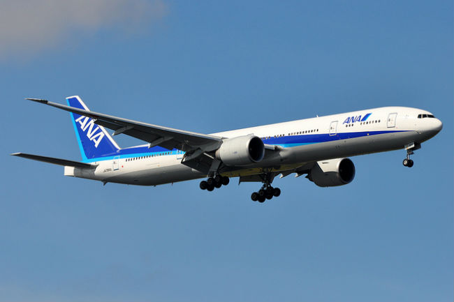 ve may bay all nippon airways