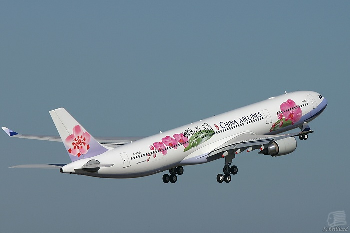 ve may bay china airlines