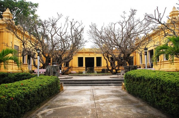 Bảo tàng nghệ thuật điêu khắc Chăm Pa