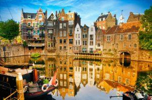 Đặt vé máy bay đi Hà Lan giá rẻ