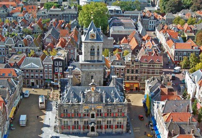 vé máy bay đi Hà Lan rẻ nhất