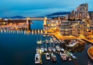 Đặt Vé Máy Bay đi Vancouver Giá Rẻ