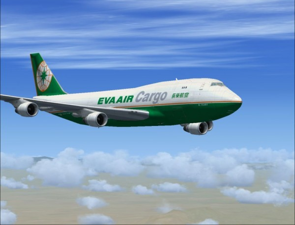 ve may bay eva air gia re