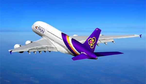 ve may bay gia re thai airways 2