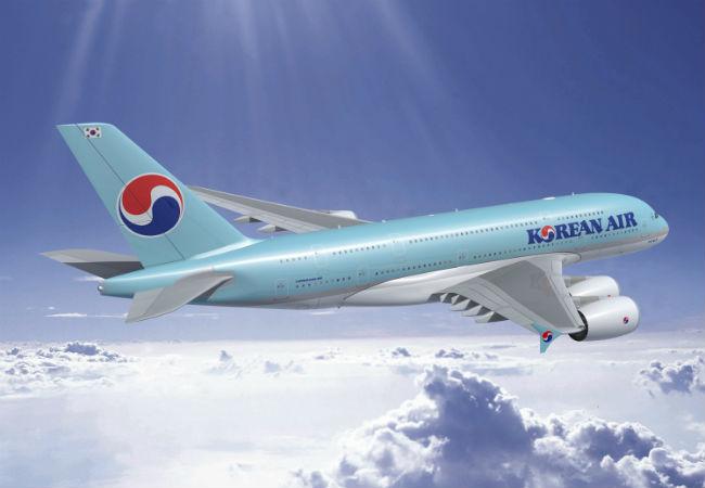 ve may bay korean air
