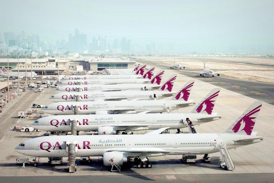 Vé máy bay giá rẻ hãng Qatar Airways