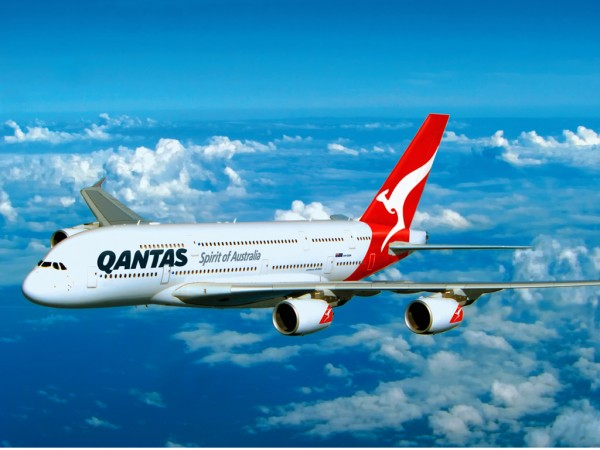 ve may bay qantas
