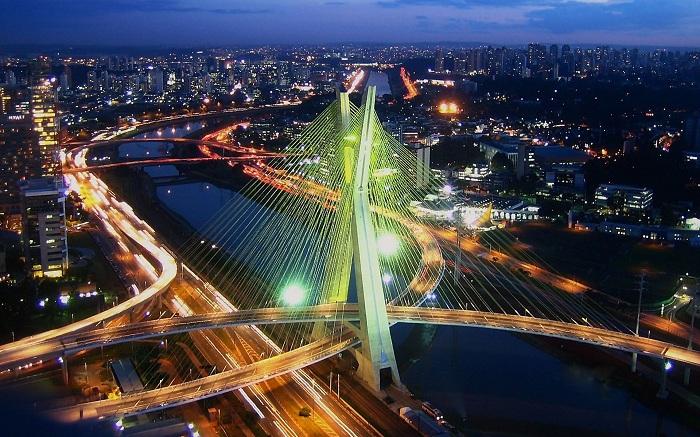 Vé máy bay đi Sao Paulo