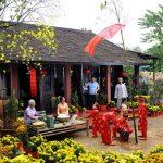Mua vé máy bay đi Hà Nội – tận hưởng hương xuân đất Bắc