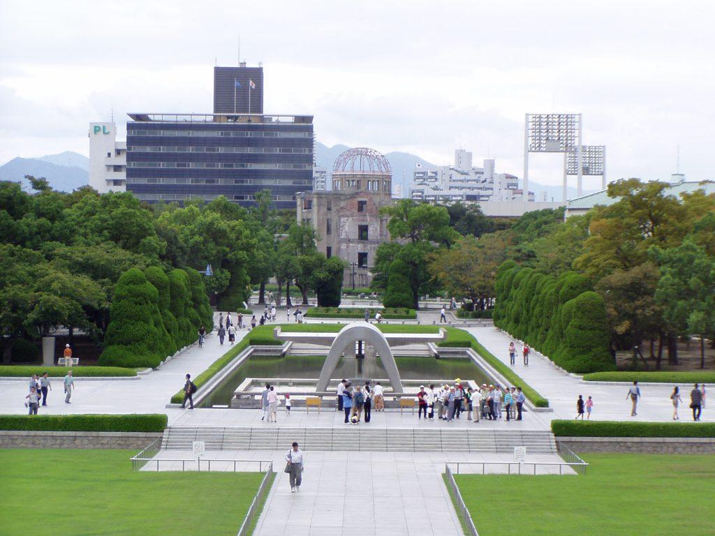 Vé máy bay đi Hiroshima giá rẻ