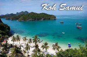 Vé máy bay đi Koh Samui giá rẻ