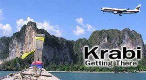 Đặt vé máy bay đi Krabi giá rẻ