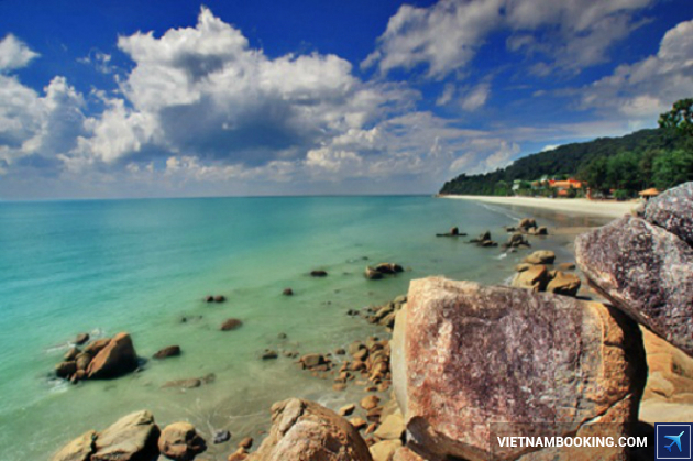 ve may bay di kuantan