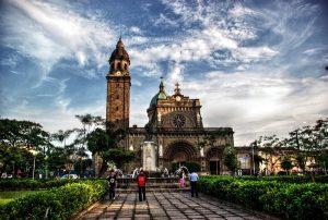 Đặt Vé Máy Bay đi Manila Giá Rẻ