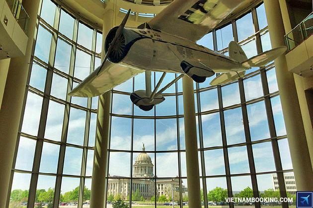 ve may bay di Oklahoma City