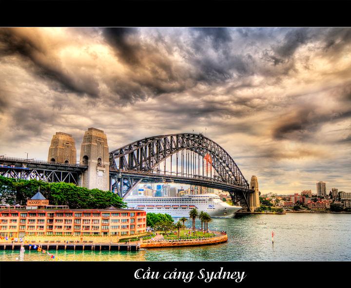 Vé máy bay đi Sydney giá rẻ tại Vietnam booking