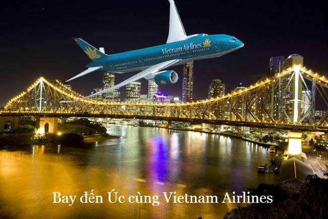 vietnam airlines khuyen mai