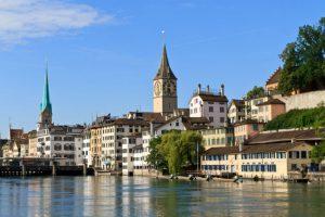 Vé máy bay đi Zurich giá rẻ