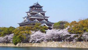 Đặt vé máy bay đi Hiroshima giá rẻ
