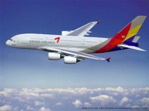 Vé máy bay hãng Asiana Airlines giá rẻ