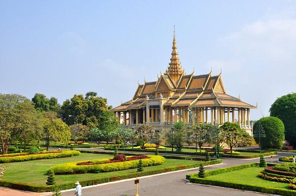 Vé máy bay đi Phnom Penh