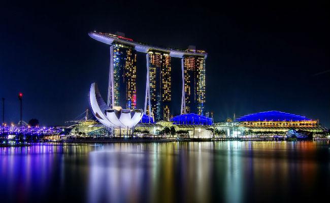 Vé máy bay từ Hà Nội đi Singapore