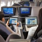 United Airlines: chuyển dời dịch vụ Premium Service sang sân bay Newark