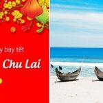 Vé máy bay Tết 2018 đi Chu Lai