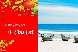 Vé máy bay Tết đi Chu Lai