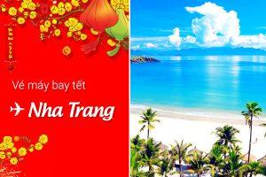 Vé máy bay Tết đi Nha Trang