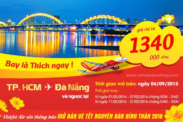 Mua vé máy bay VietJet Air giá rẻ