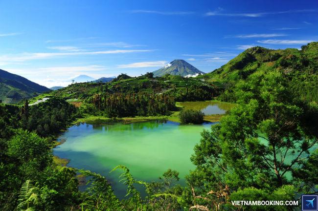 ve may bay di indonesia vietnam airlines