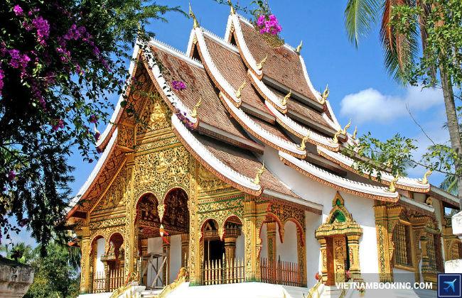 ve may bay di lao hang vietnam airlines