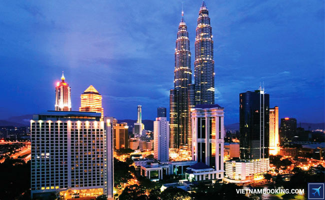 ve may bay di malaysia hang vietnam airlines gia re