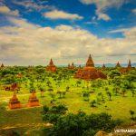 Vé máy bay đi Myanmar hãng Vietnam Airlines