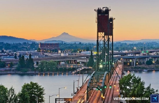 ve may bay di portland