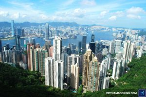 Vé máy bay đi Hong Kong