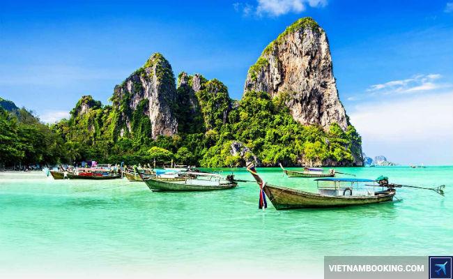 dat mua ve may bay tphcm di thai lan vietnam airlines