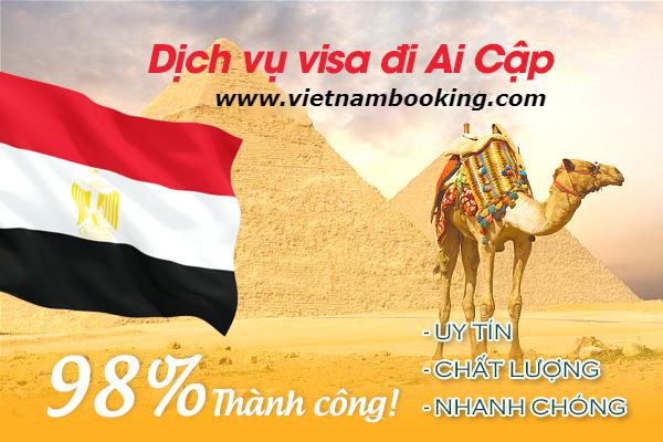 Dịch vụ làm visa đi Ai Cập