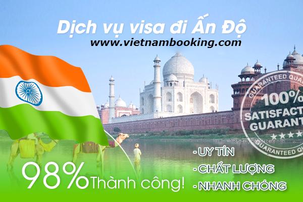 Dịch vụ làm visa đi Ấn Độ