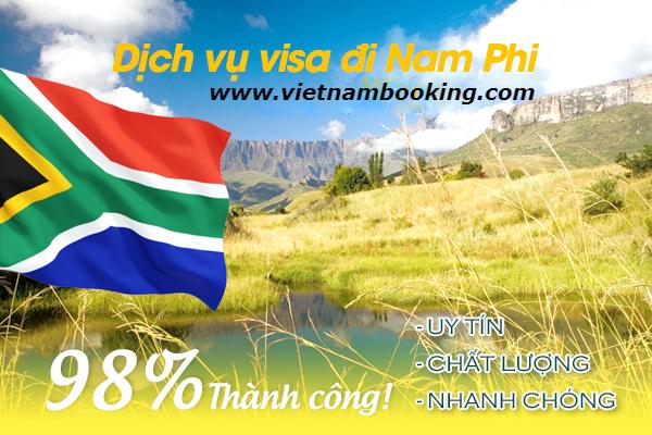 Dịch vụ làm visa đi Nam Phi