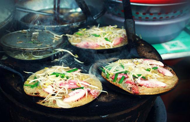 những món ăn ngon nên thử khi đi du lịch Quy Nhơn