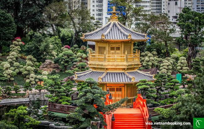 Dịch vụ làm visa đi Hong Kong trọn gói