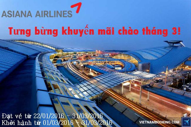 asiana airlines khuyen mai