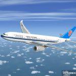 China Southern: Tăng/giảm tần suất chuyến bay