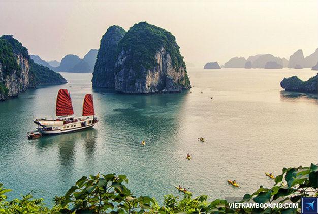 mua tour du lịch Hạ Long Sapa