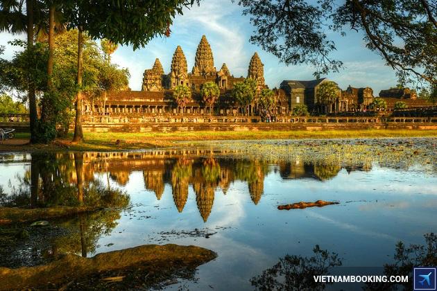 đi du lịch campuchia siem riep phnom penh 4n3d